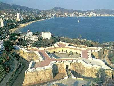 History of Acapulco