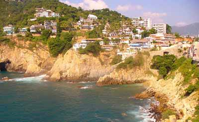The beauty of Acapulco.